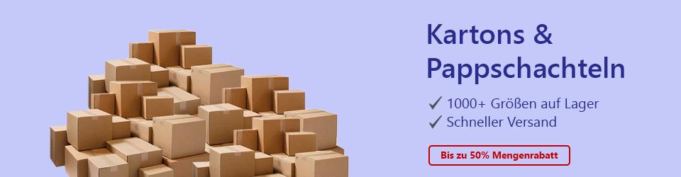 Kartons und Pappschachteln   Davpack.de